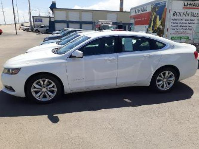 2019 Chevrolet Impala LT (1G11Z5SA7KU) with an 2.5L L4 DOHC 16V engine, 6A transmission, located at 2015 Cambell Street, Rapid City, SD, 57701, (605) 342-8326, 44.066433, -103.191772 - Photo #0