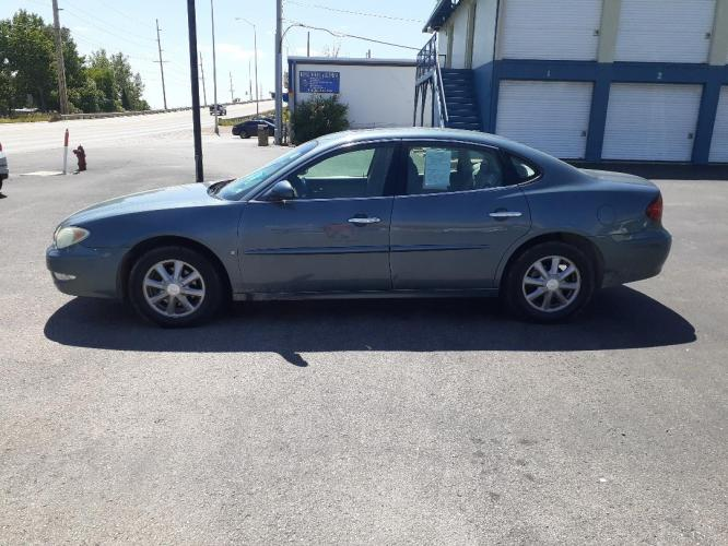 2007 Buick LaCrosse CXL (2G4WD582671) with an 3.8L V6 OHV 12V engine, 4-Speed Automatic Overdrive transmission, located at 2015 Cambell Street, Rapid City, SD, 57701, (605) 342-8326, 44.066433, -103.191772 - Photo #0